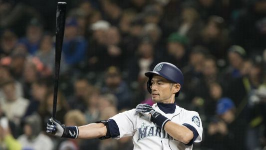 Ichiro in the Home Run Derby is being discussed again