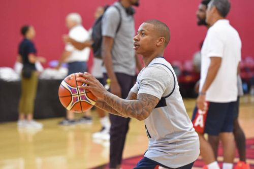 'I'm One for Sure': Isaiah Thomas Says He's the Top NBA Point Guard