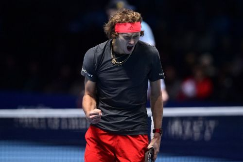 Zverev sets up Federer last-four clash at ATP Finals