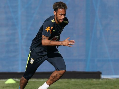 Neymar can match Messi & Ronaldo at World Cup - Zanetti