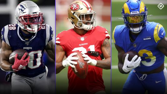 Fantasy Injury Updates: James White, Raheem Mostert, Cam Akers, more affect Week 4 RB rankings