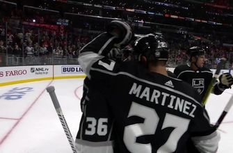 LA Kings Weekly Episode 2: Golf Cart Confessions with Alec Martinez