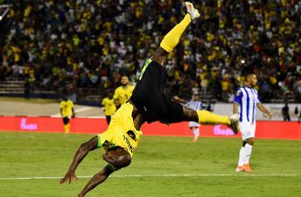Jamaica's Reggae Boyz open Gold Cup with stylish win on home turf over Honduras