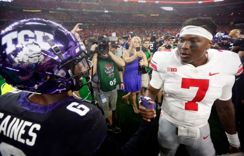 No. 17 TCU focused on Big 12 play after loss to Ohio State