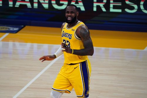 LeBron James talks NBA All-Star Game concerns, COVID-19 vaccine, voting and Lakers' play