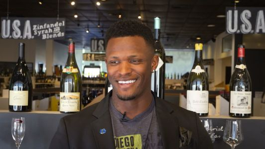 Meet the 'NFL Wine Guy': Retired DB Will Blackmon building concierge business off his love for wine