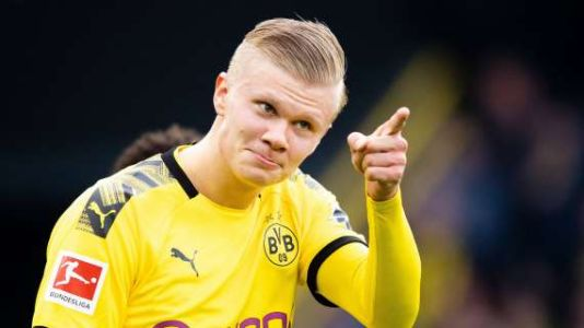 BUNDES - Erling Haaland's entourage will meet Manchester City in January