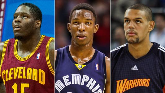 Most regrettable NBA Draft picks in every first-round spot