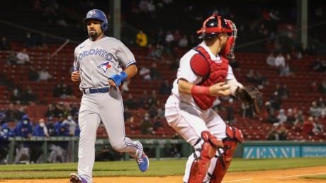 Blue Jays bust losing skid as bats re-emerge to beat Red Sox