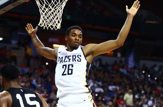 Pacers sign free agents Moore, Johnson, Stewart