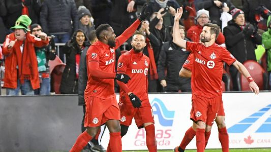 Altidore hits Toronto FC's match-winner over the New England Revolution while Friedel fumes
