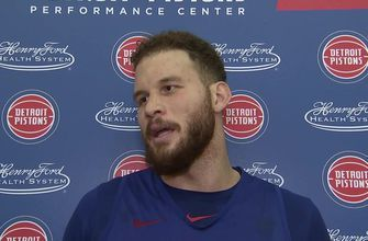 Blake Griffin on return to LA: 'It's a big thing'