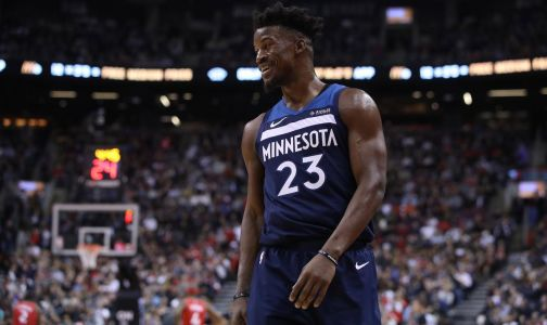Reports: Minnesota Timberwolves trade Jimmy Butler to Philadelphia 76ers
