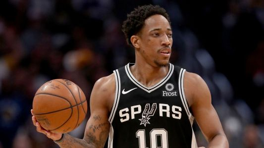 NBA trade rumors: Magic expressing interest in Spurs' DeMar DeRozan