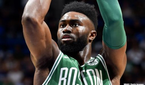 Jaylen Brown évoque l'armée pour donner son point de vue sur le 1-and-done