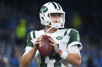 Darnold not seeking to prove anything to Browns, who passed on him with top pick