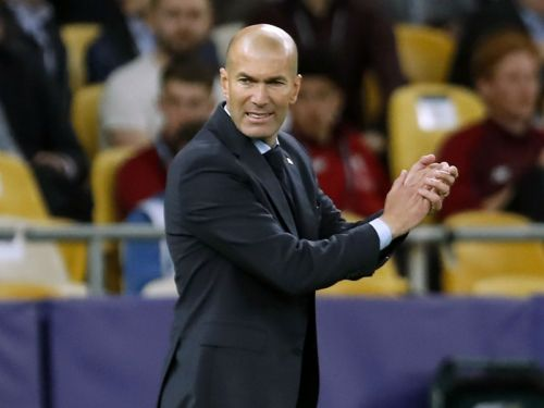 Zidane has shown no will to coach France, insists FFF president