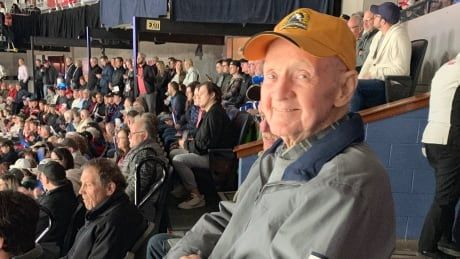 90-year-old Nova Scotian talks about playing in 2 Memorial Cups