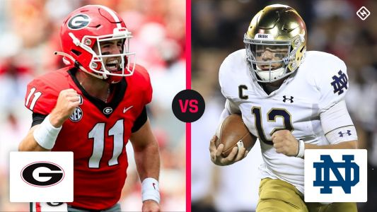 Notre Dame vs. Georgia: Live score, updates, highlights from Playoff-caliber showdown