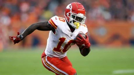 NFL announces Tyreek Hill will not be suspended in case involving his son