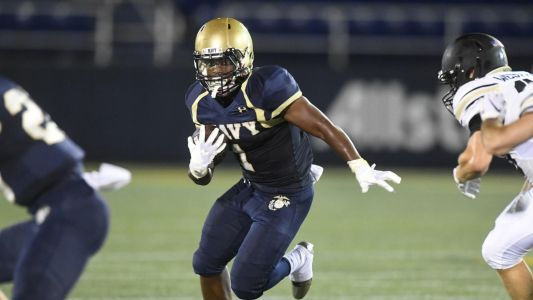Navy beats Army to capture Collegiate Sprint Football League championship