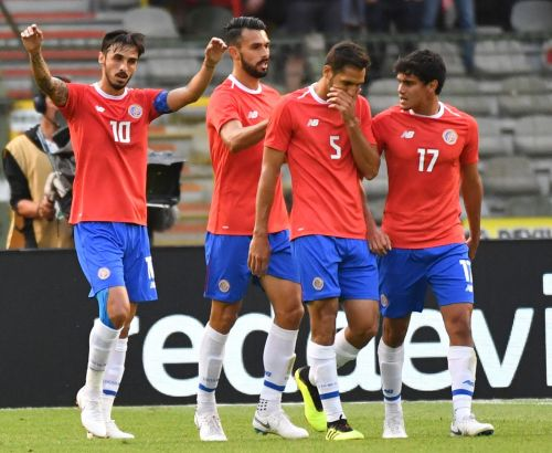 World Cup expectations were raised for Costa Rica in Brazil