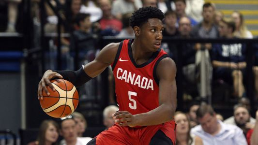 Fate of Canadian basketball's potential all in Rowan Barrett's hands