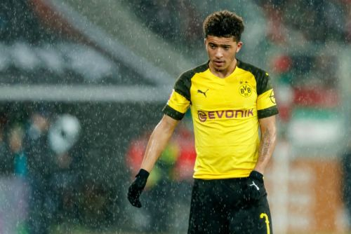 Manchester United given potentially significant Jadon Sancho transfer boost