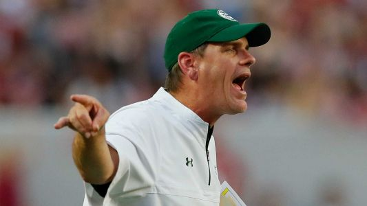 Colorado State coach Mike Bobo being treated for peripheral neuropathy
