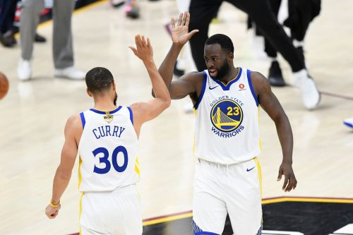 Steph Curry on the Draymond Green-Steve Kerr arguments in practice