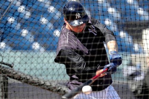 Gary Sanchez preaching health as he looks to put 2018 behind him