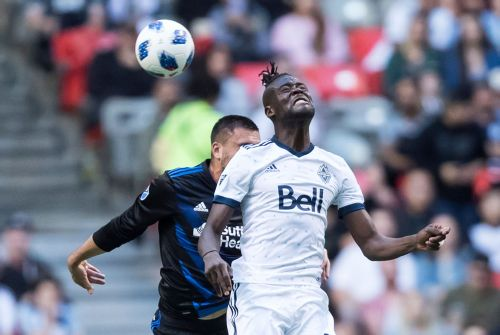Reyna's 2-point night helps Whitecaps draw against Earthquakes
