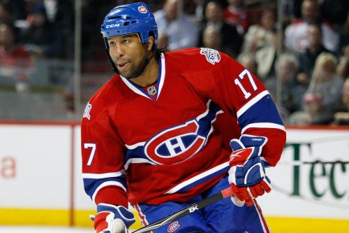 Former NHL enforcer Georges Laraque details scary coronavirus battle: 'It's insane'