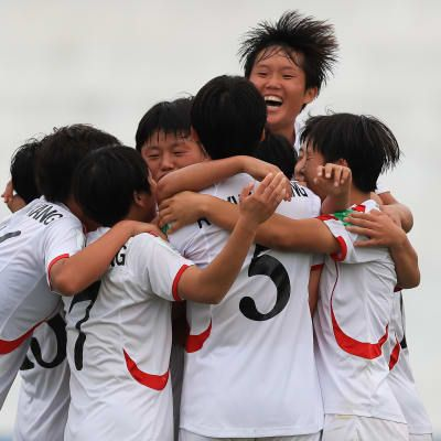 Korea DPR back on track with USA win