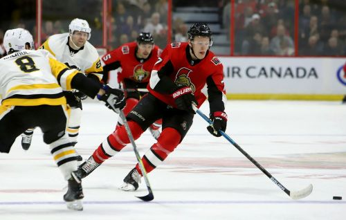 Stone, Duchene each score twice, Senators beat Penguins 6-4