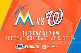 Preview: Starlin Castro, Marlins go for another win over Nationals in finale of 2-game set
