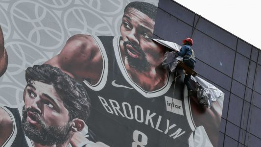 NBA charity events in China canceled; Lakers-Nets games next?
