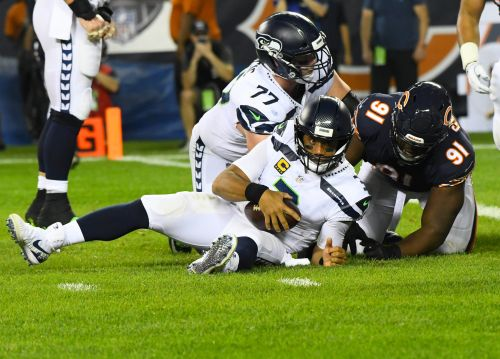 Chicago Bears rough up Russell Wilson, Seattle Seahawks for first win of season