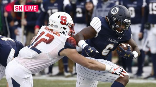 Notre Dame vs. Syracuse results: Fighting Irish crush Orange, strengthen their College Football Playoff bid