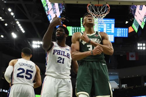 Giannis Antetokounmpo: 'I'd Rather Have Ben Guard Me Than Joel '