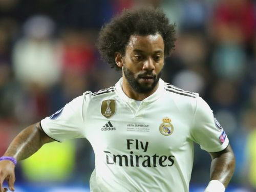 Marcelo 'almost at 100 per cent' as he offers Real Madrid fitness boost