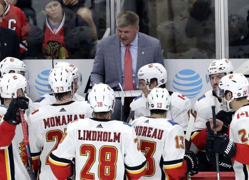 Surging Calgary Flames use embarrassing loss as rallying point