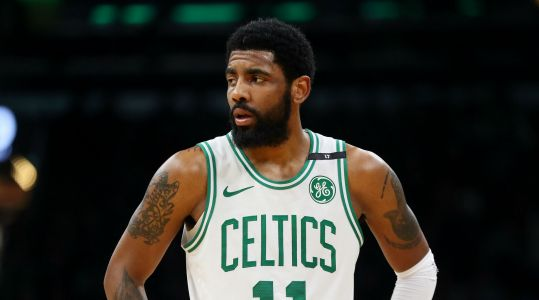 Lakers free agency rumors: Kyrie Irving 'wants to play with' Anthony Davis