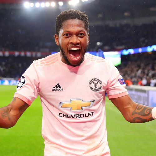 Fred Says Manchester United Want to Win Champions League Ahead of Friday's Draw