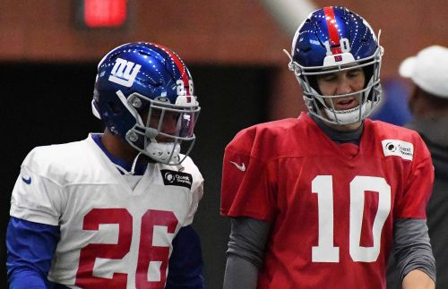 Why Saquon Barkley could bust out now that Eli Manning is back