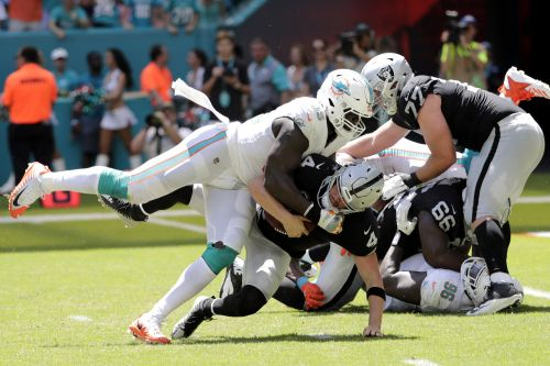 Dolphins lineman's ACL tear brings sack controversy to fever pitch