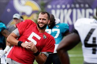 Jaguars, Vikings hold joint practices, trust team leaders to prevent fighting