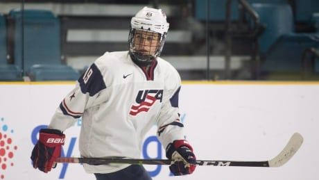 Centre Jack Hughes tops NHL Central Scouting's mid-season rankings