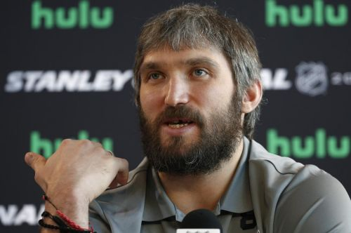 Alex Ovechkin will travel to China as an NHL ambassador next month