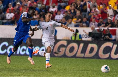 Haiti rally to beat Costa Rica 2-1 in Gold Cup